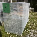 marmoset cage