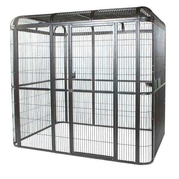Finger monkey cage marmoset cages for sale poggi s for Walk in vault for sale